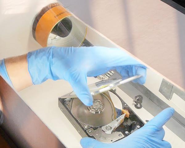 بازیابی اطلاعات Recovery ریکاوری هارد مموری رم SSD