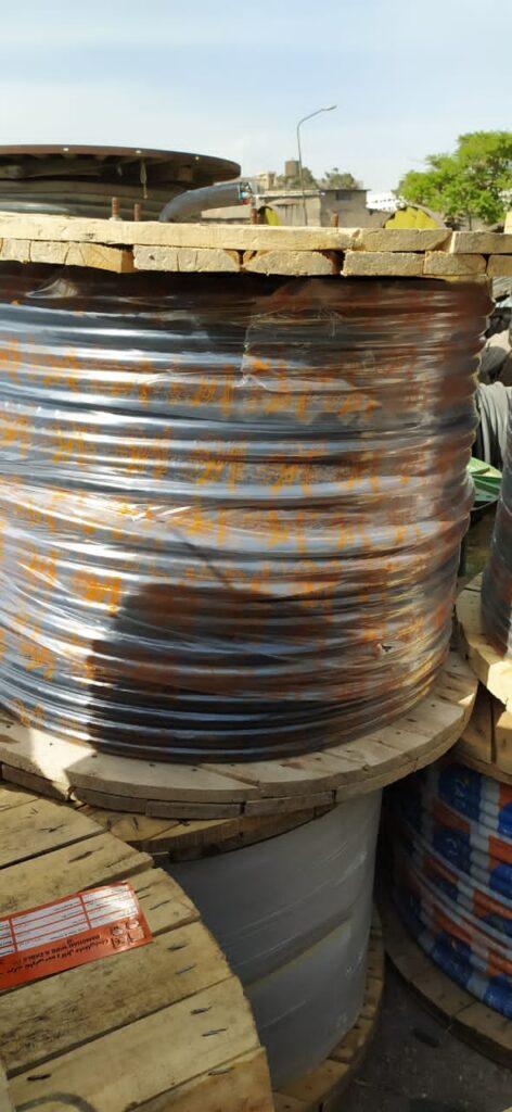 قیمت کابل الومینیوم -زمینی 25*1 NA2XY در  بروجرد