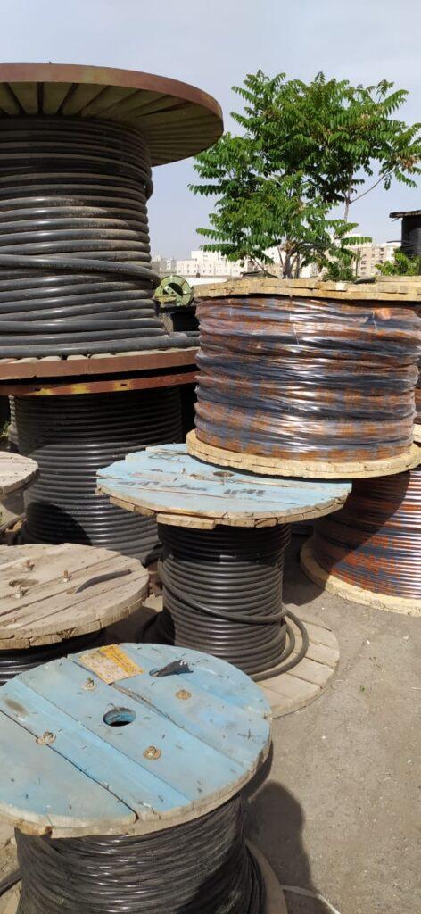 قیمت کابل الومینیوم -زمینی 16*1 NA2XY در  بروجرد
