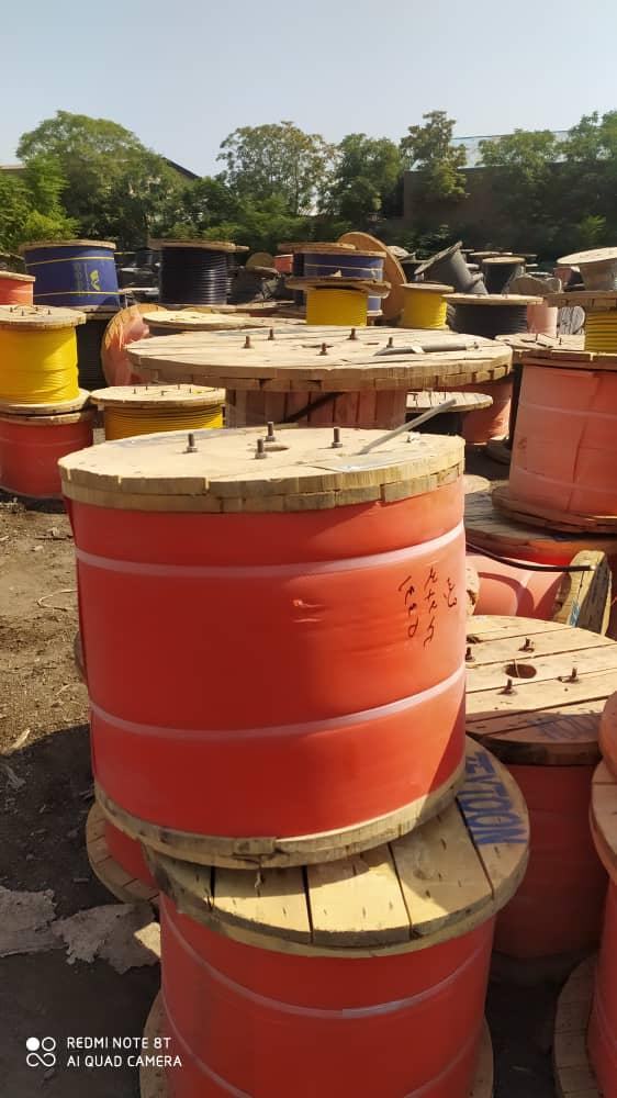 قیمت کابل الومینیوم -زمینی 120*1 NA2XY در  بروجرد