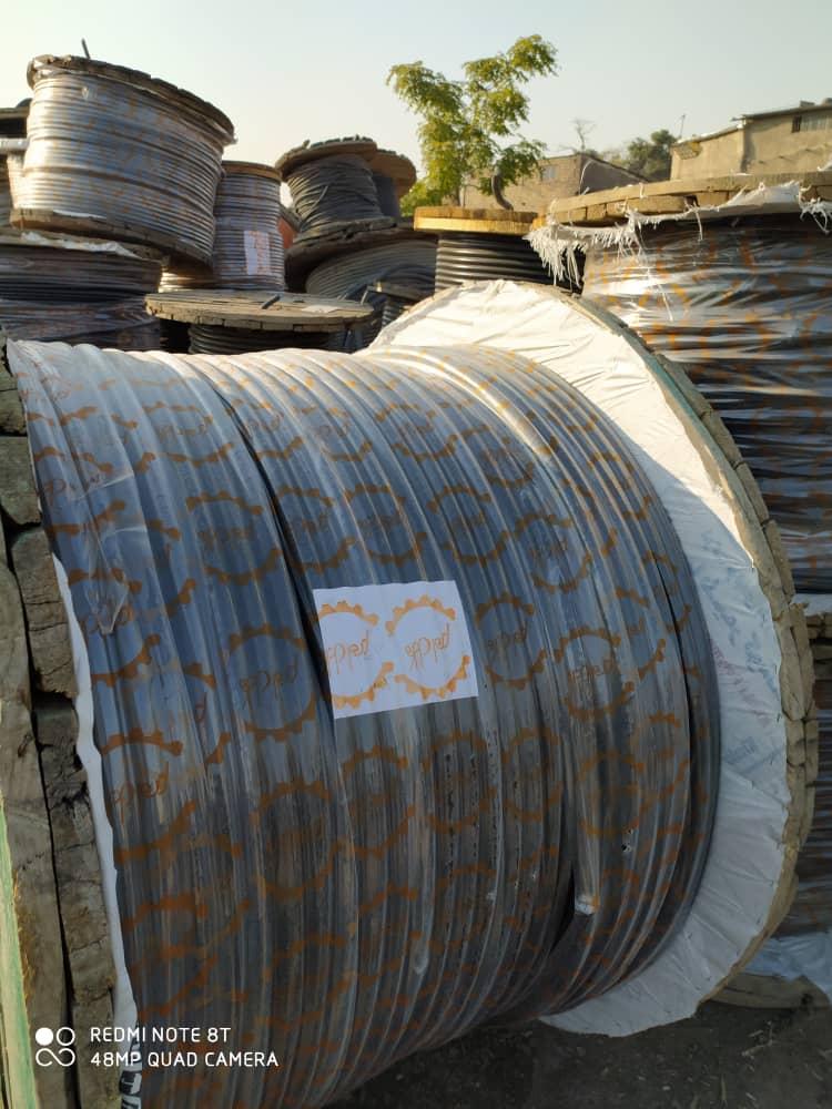 قیمت کابل الومینیوم -زمینی 500*1 NA2XY در  بروجرد
