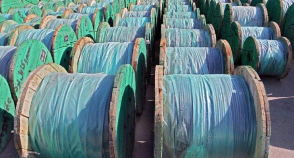 قیمت کابل الومینیوم -زمینی 240*1 NA2XY در  بروجرد